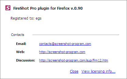 fireshot pro license key crack